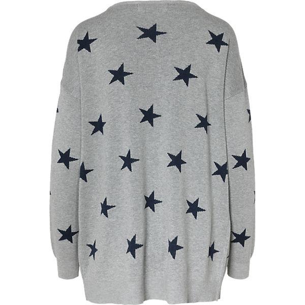 VERO Pullover blau MODA VERO MODA blau Pullover Pullover grau MODA blau grau grau VERO VERO xawApzqp