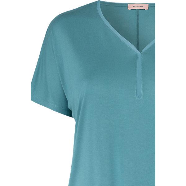 Shirt grün TRIANGLE T TRIANGLE TRIANGLE grün Shirt T qpzxTqB