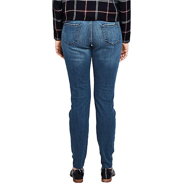 TRIANGLE Jeans blau Jeans TRIANGLE Curvy Curvy blau TRIANGLE 6W1w6ZFqx4