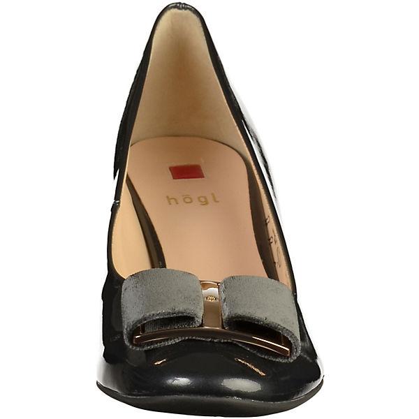 högl, Gute högl Pumps, dunkelgrau  Gute högl, Qualität beliebte Schuhe 88275f
