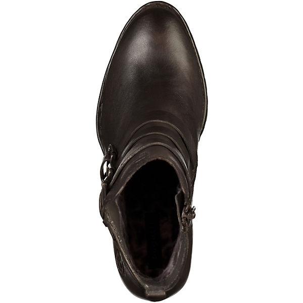 bugatti bugatti Gute Stiefeletten Kaltfutter dunkelgrau  Gute bugatti Qualität beliebte Schuhe 1c17fc