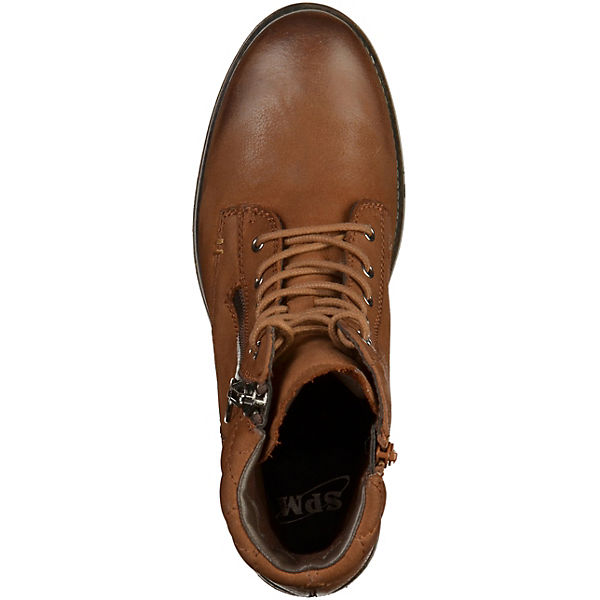 SPM, SPM Gute Stiefeletten Kaltfutter, cognac  Gute SPM Qualität beliebte Schuhe bd81ed