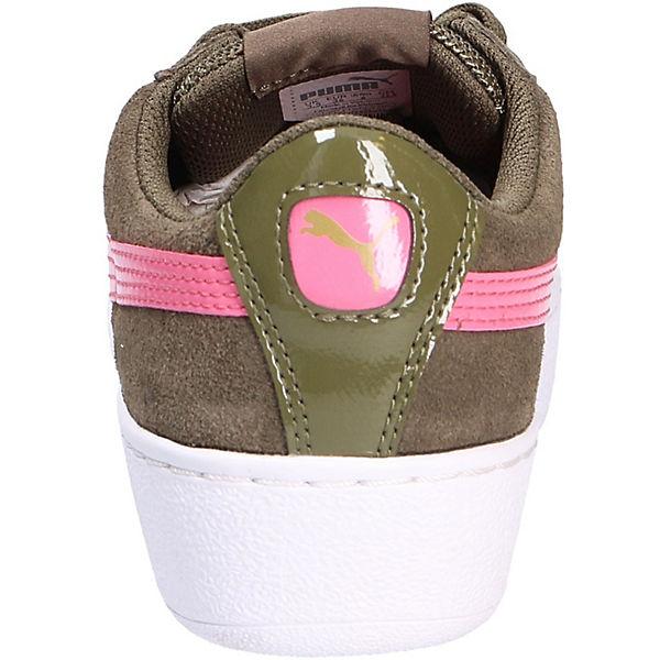 PUMA Leinenschuh PUMA grün PUMA Sneakers grün Leinenschuh grün Sneakers Leinenschuh PUMA Sneakers PUMA PUMA PUMA PUMA AAvdBwp6rq