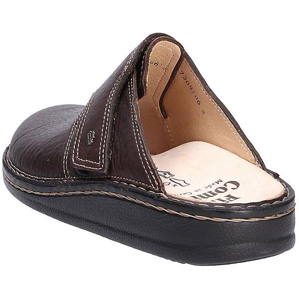 Finn Comfort, Comfort Finn Comfort offene Schuhe Comfort Comfort, Pantolette AMALFI, braun   c18657