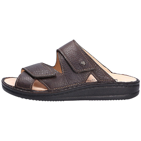Finn Comfort, Finn Comfort offene Schuhe Comfort Pantolette DANZIG, braun  Gute Qualität beliebte Schuhe