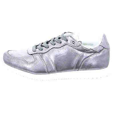 b3f8cc8e459b ... Pepe Jeans Sneakers Damen Sneaker Gable Plain 2