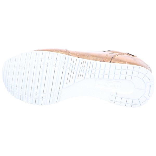 Pepe Jeans, Pepe Jeans Sneakers Damen Sneaker Gable Plain, orange Schuhe  Gute Qualität beliebte Schuhe orange 623d6e