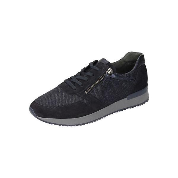 Damen Sneakers Sneaker Gabor blau Gabor SPwqEA