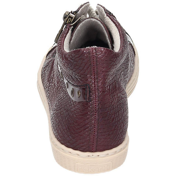 rieker rieker Sneakers rot