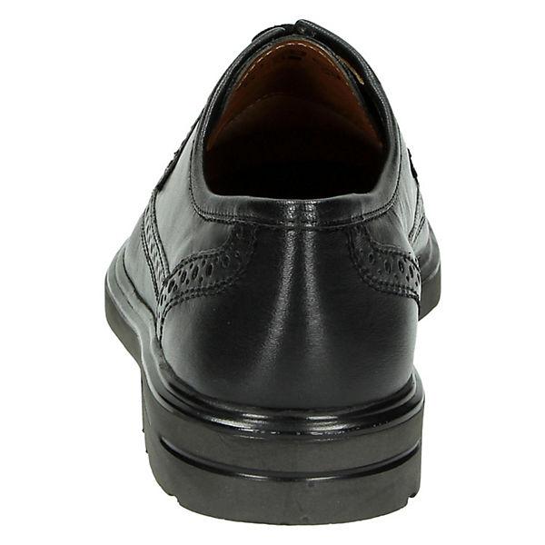 Sioux, schwarz Sioux Business Schuhe Pacco-XXL, schwarz Sioux,  Gute Qualität beliebte Schuhe ec119e