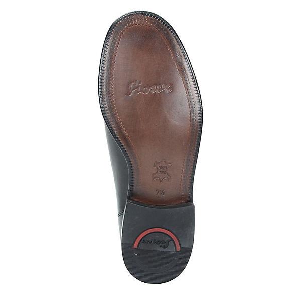 Sioux Business Schuhe schwarz Carol Sioux YxfFOxqB