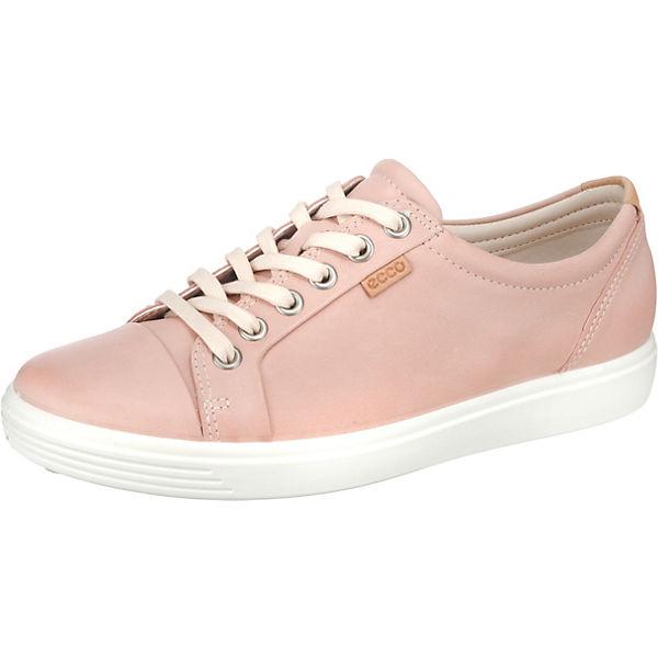 Ecco rosa sneakers