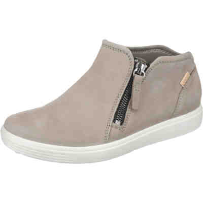 separation shoes e63f6 4a3be ecco, ECCO SOFT 7 LADIES Sneakers High, grau