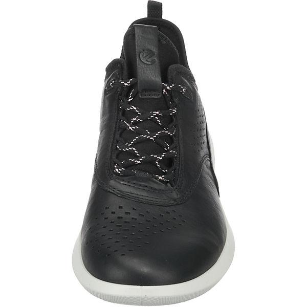 ecco ecco Soft 7 Sneakers schwarz