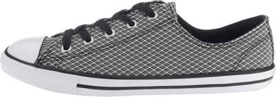CONVERSE, Chuck Taylor All Star Dainty Ox Sneakers, schwarz