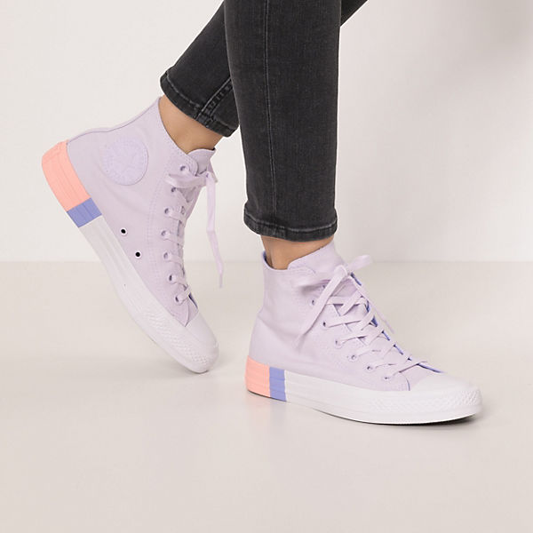 Taylor Sneakers flieder CONVERSE Star Chuck All Hi gpnHFqz