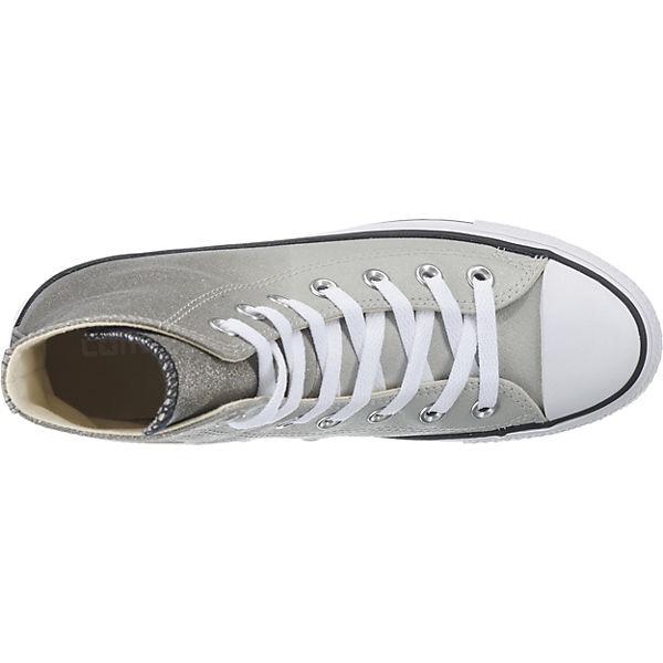 Sneakers Hi Taylor grau CONVERSE kombi Chuck Star All wnXaw4qz