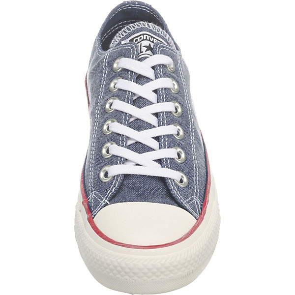 dunkelblau Taylor Star CONVERSE Ox Sneakers Chuck All 1xxqwF6