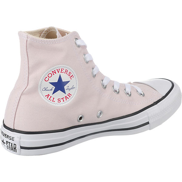 CONVERSE, Chuck Taylor All  Star Hi Sneakers, rosa  All Gute Qualität beliebte Schuhe 36ae3b