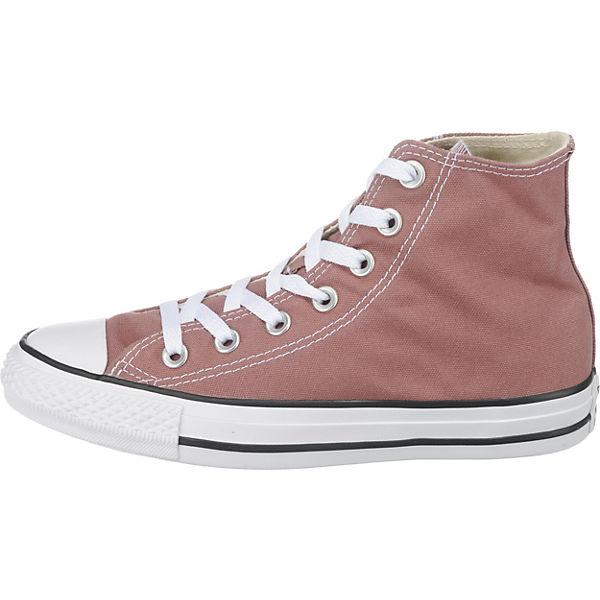 CONVERSE, Chuck Taylor All Star  Hi Sneakers, altrosa   Star 083dd8
