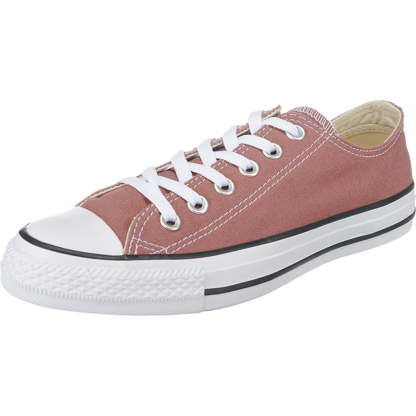 CONVERSE Chuck Taylor All Star Ox Sneakers rot Damen Gr. 37