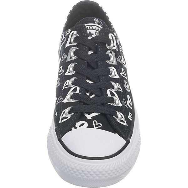 CONVERSE Chuck Taylor All All All Star Ox Sneakers schwarz-kombi  Gute Qualität beliebte Schuhe 07f4f4