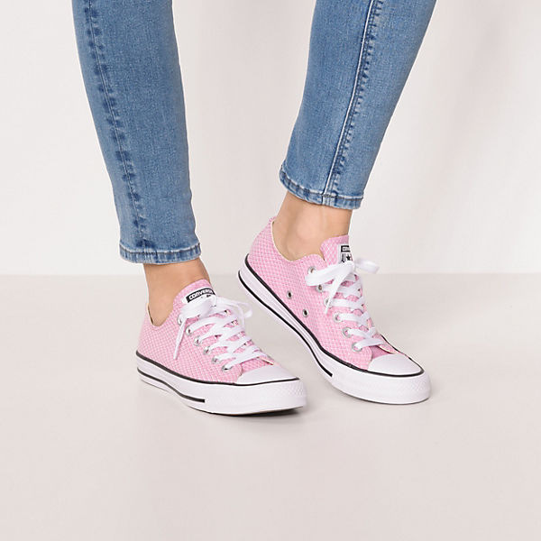 Taylor All Ox rosa CONVERSE Chuck Star Sneakers xUw5W64q