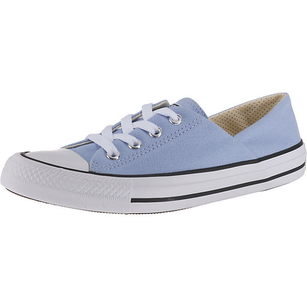 CONVERSE Chuck Taylor All Star Coral Ox Sneakers hellblau