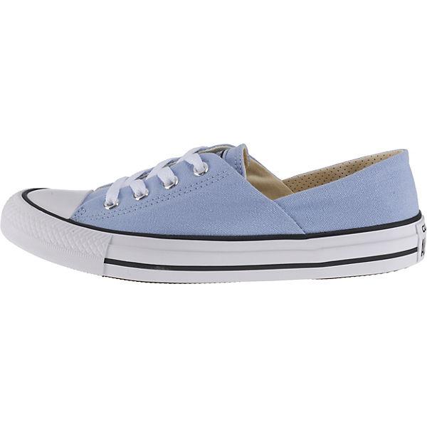 CONVERSE, Chuck Taylor All Star Coral Ox Sneakers, beliebte hellblau  Gute Qualität beliebte Sneakers, Schuhe 38c492