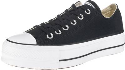 Taylor CONVERSE Ox Sneakers All Low Star Chuck Lift weiß