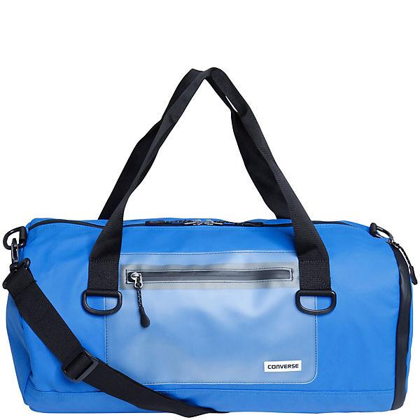 CONVERSE Translucent Rubber Sporttasche blau