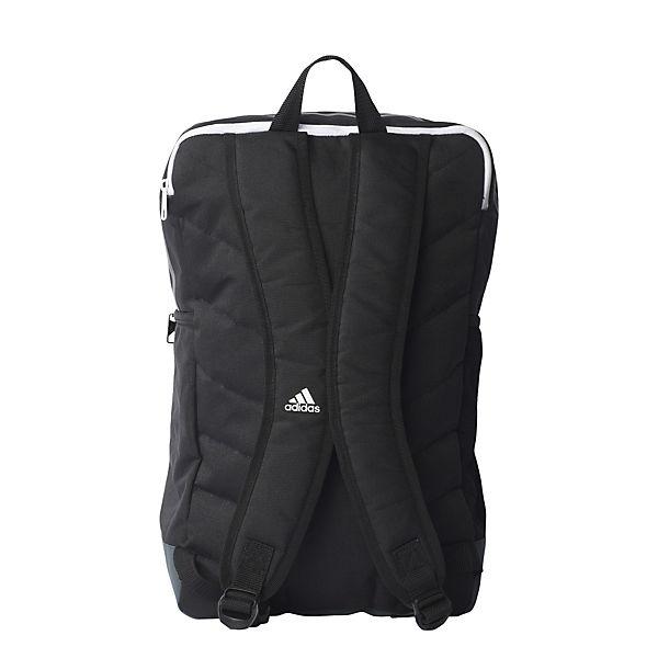adidas Performance Tiro Rucksack schwarz/weiß