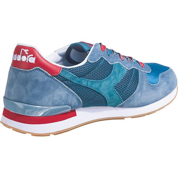 blau Camaro Sneakers Diadora Diadora Premium xAHffI