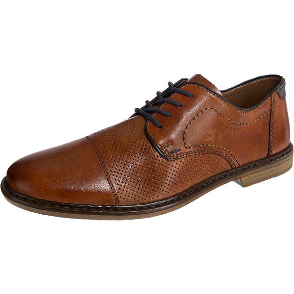 braun Business rieker Schnürschuhe Business braun rieker braun Business Schnürschuhe Schnürschuhe rieker 5x7qC