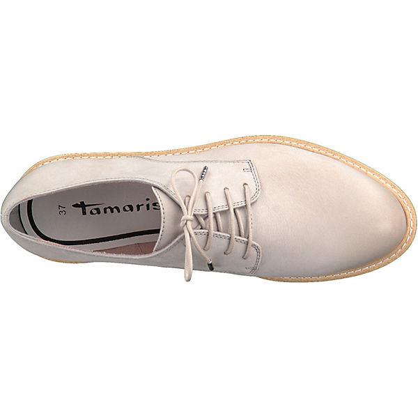 Tamaris, Tamaris Halbschuhe, beige beige Halbschuhe,   f65807