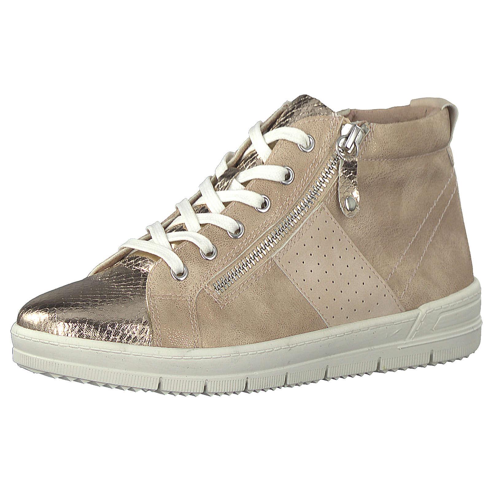 Tamaris Sneakers rosegold Damen Gr. 36