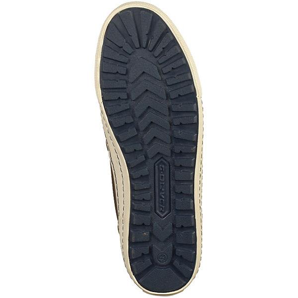 s.Oliver Sneakers grau
