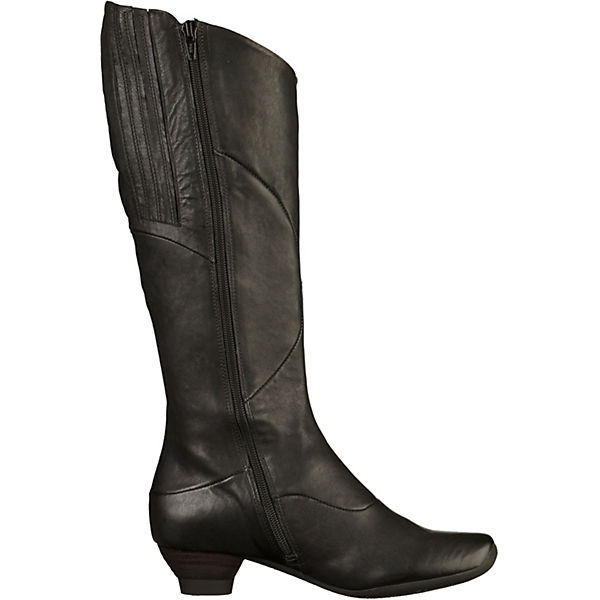 Think! Stiefel schwarz  Gute Qualität beliebte Schuhe