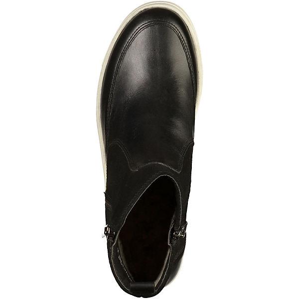 CAPRICE, Stiefeletten, schwarz schwarz schwarz   451368