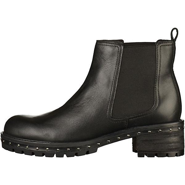 BRONX, Stiefeletten, schwarz Qualität  Gute Qualität schwarz beliebte Schuhe 9acb2f
