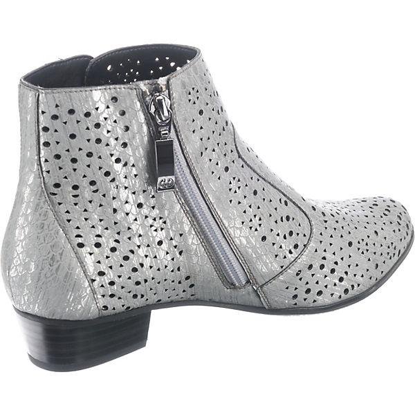 Gerry Weber, Carina Stiefeletten, silber Schuhe  Gute Qualität beliebte Schuhe silber 568970