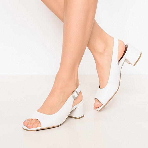 Gerry Weber, Antonia Pumps, weiß  Gute Qualität beliebte Schuhe