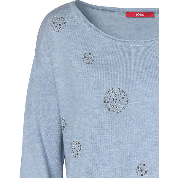 s Pullover s blau Oliver Oliver Pullover Oliver Pullover blau blau s Pullover s s Oliver blau rq7CXqpwSf
