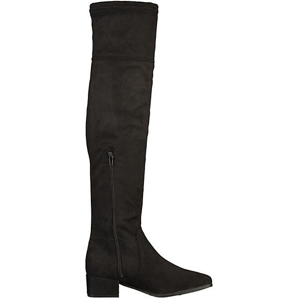 Tamaris, Stiefel, schwarz schwarz schwarz   6fca29