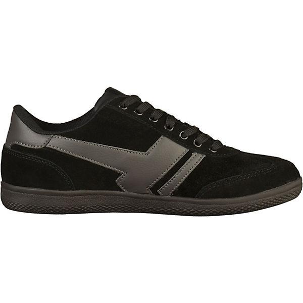BORAS Sneakers schwarz