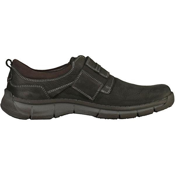 Josef Seibel Freizeit Schuhe schwarz