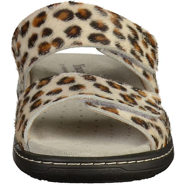 Hickersberger, Pantoletten, mehrfarbig  Gute Schuhe Qualität beliebte Schuhe Gute 5d04ea