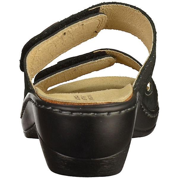 Hickersberger,  Pantoletten, schwarz  Hickersberger, Gute Qualität beliebte Schuhe d82cb4