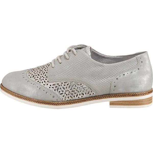 Remonte, remonte Halbschuhe, silber Schuhe Gute Qualität beliebte Schuhe silber ce5fd5
