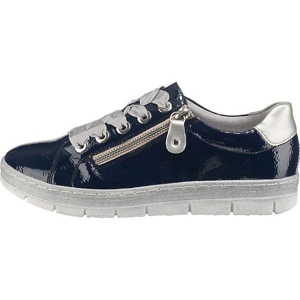 kombi remonte remonte remonte remonte blau Sneakers XYqHn68